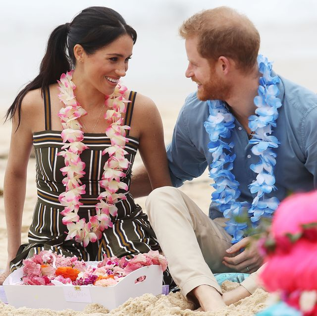 The Duke And Duchess Of Sussex mental health