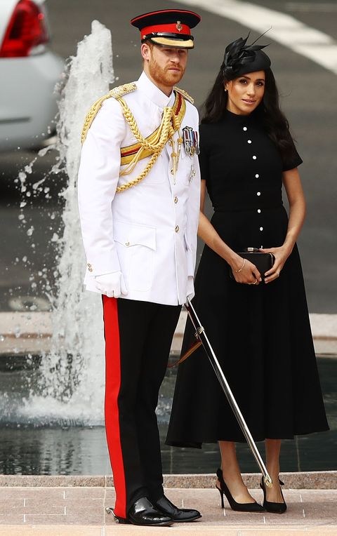 Inilah alasan Pangeran Harry sangat protektif terhadap Meghan Markle (dok. Harper's Bazaar)