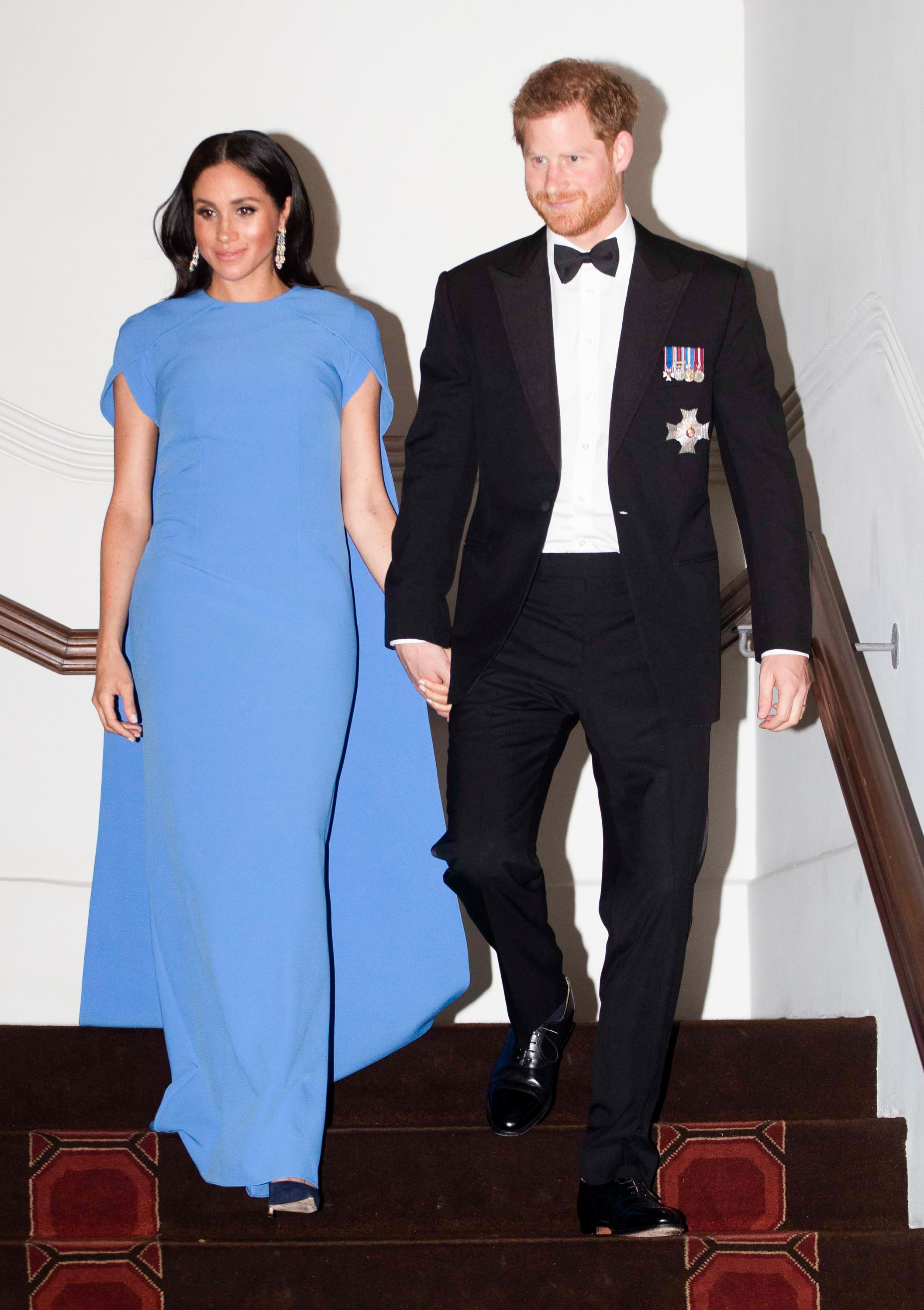0d4dee60469 Every Outfit Meghan Markle Wore on Her First Royal Tour With Prince Harry