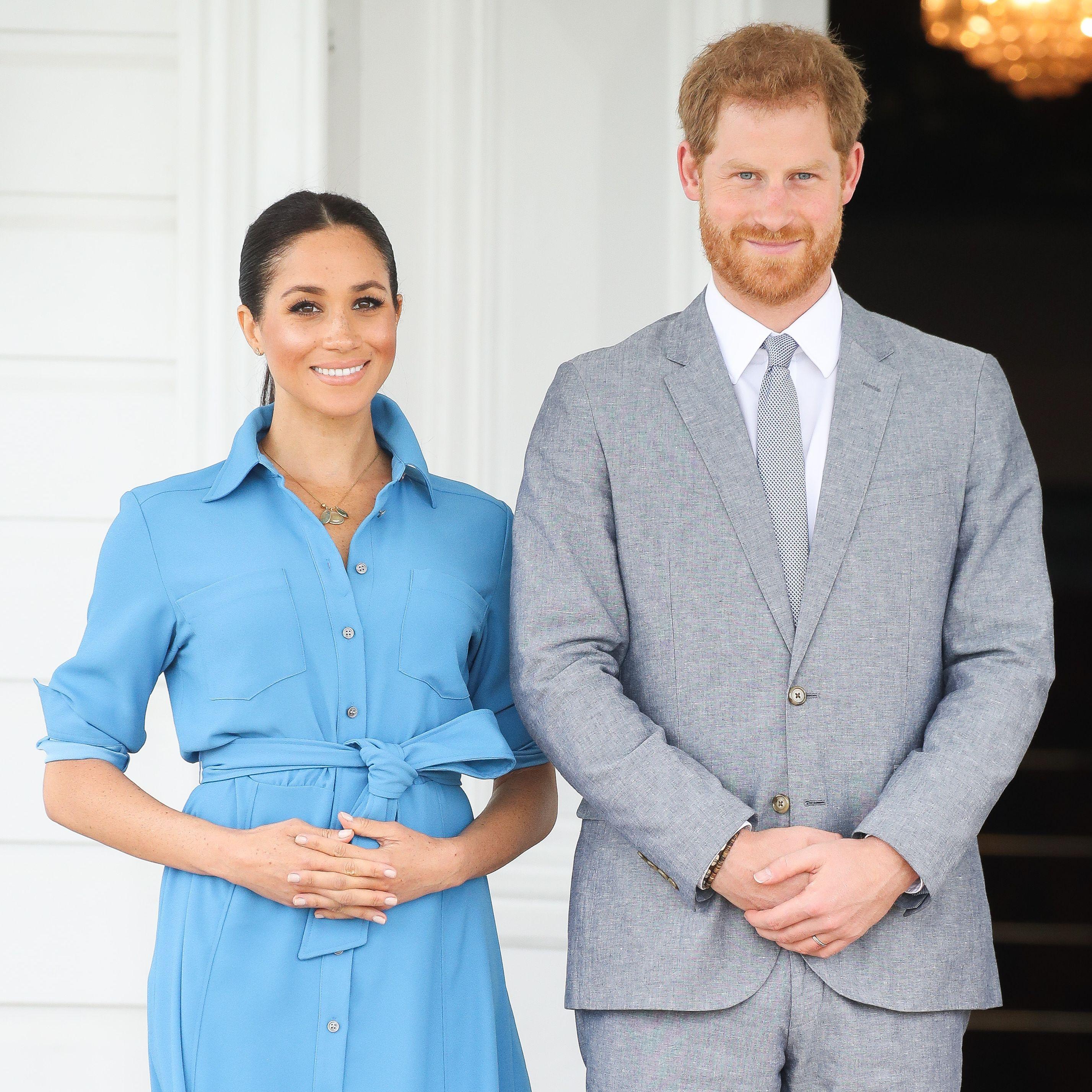 Meghan Markle & Prince Harry's...