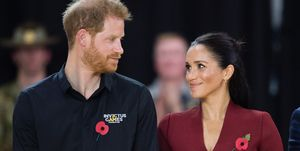 The Duke And Duchess Of Sussex Visit Australia - Day 9