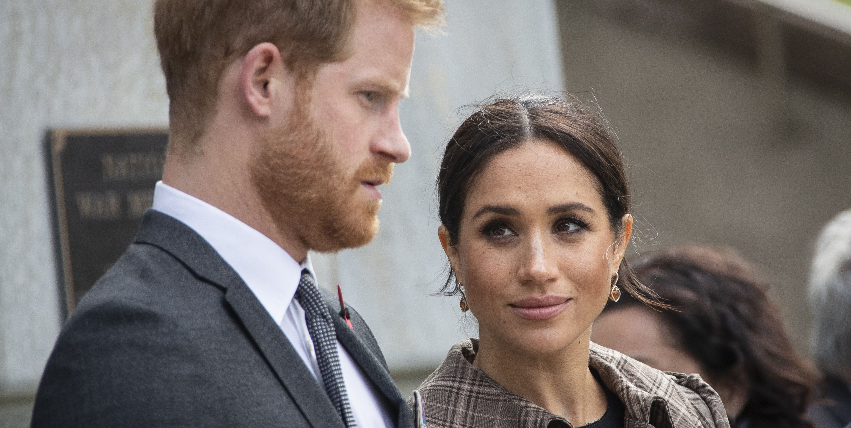 Meghan Markle and Prince Harry's Relationship Is Reportedly Under 'Pressure' Because of Tabloids' Feud Stories