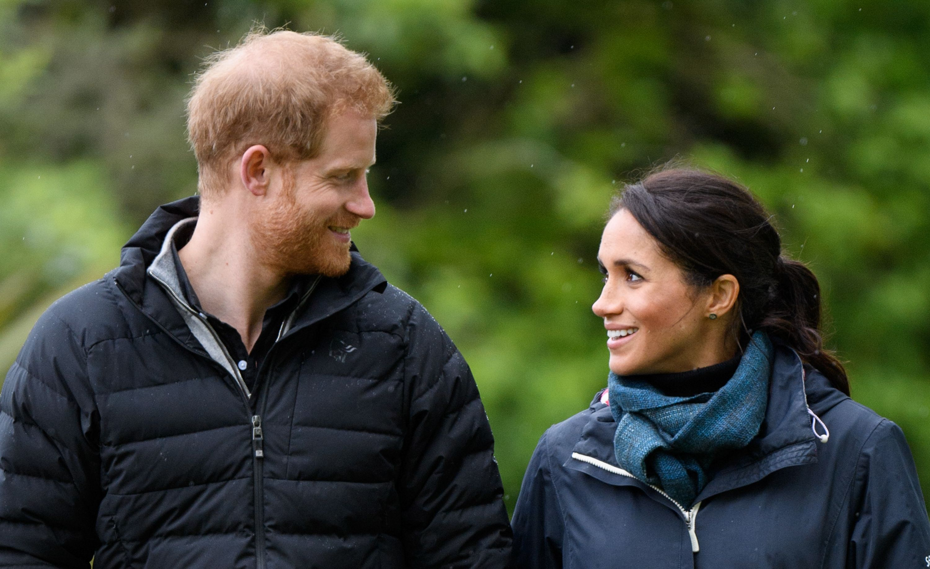 Everything We Know so Far About Prince Harry and Meghan Markle's New Charity, Sussex Royal
