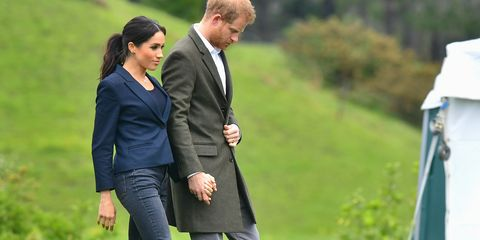 9a9d1bacd4 Meghan Markle Wore J.Crew Jeans on the Royal Tour in Auckland, New Zealand