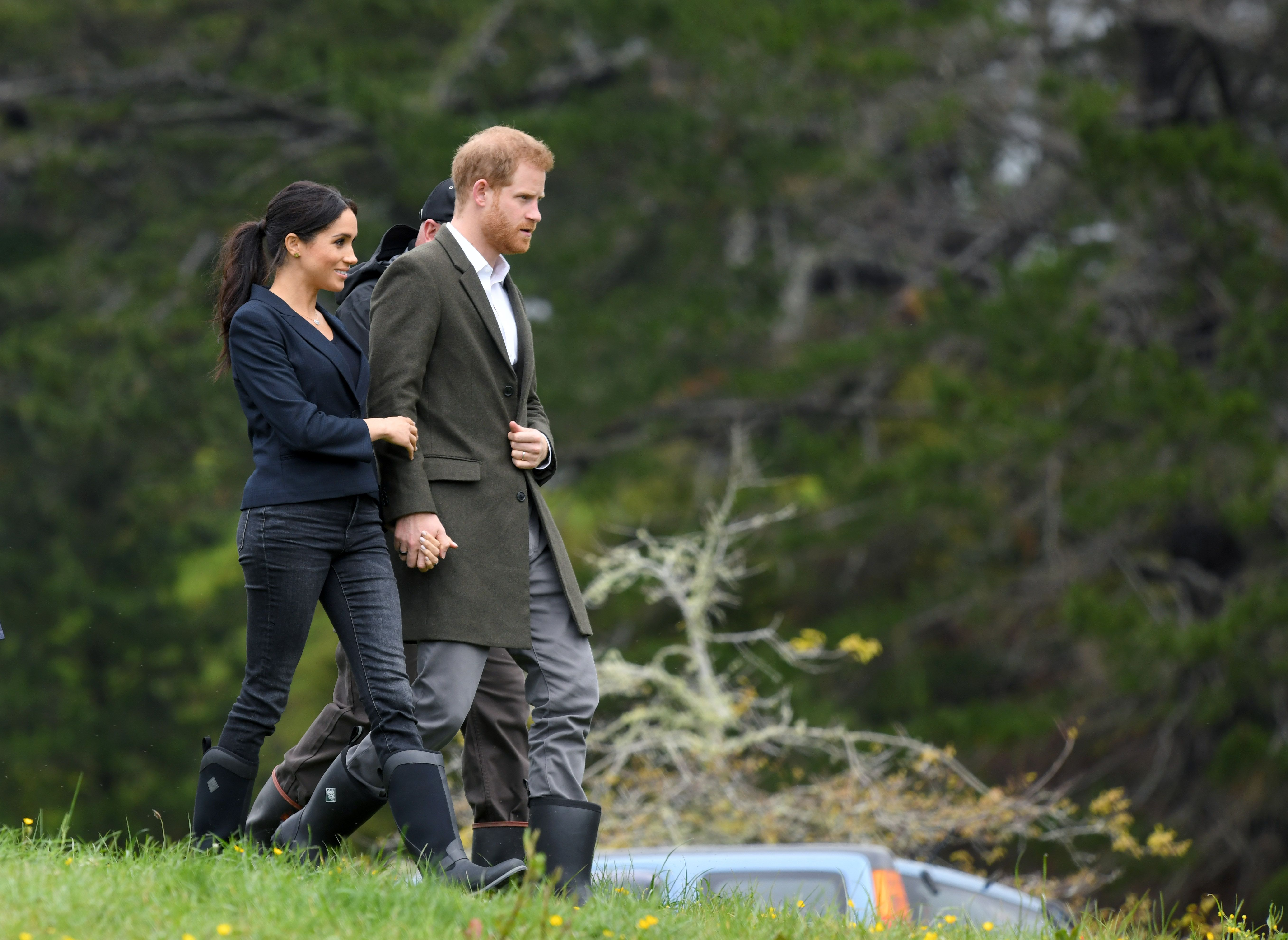 fbe0a7d3a235b Meghan Markle's Muck Boots Are Chic and Super Affordable