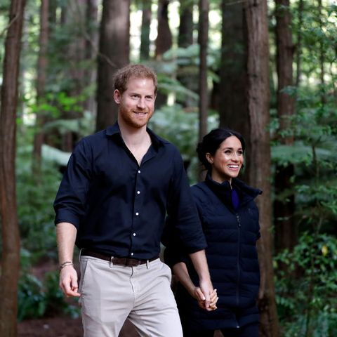 The Duke And Duchess Of Sussex  new home