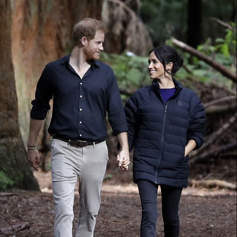Topic Prince Harry: Prince Harry Took The Sweetest Picture Of Meghan Markle