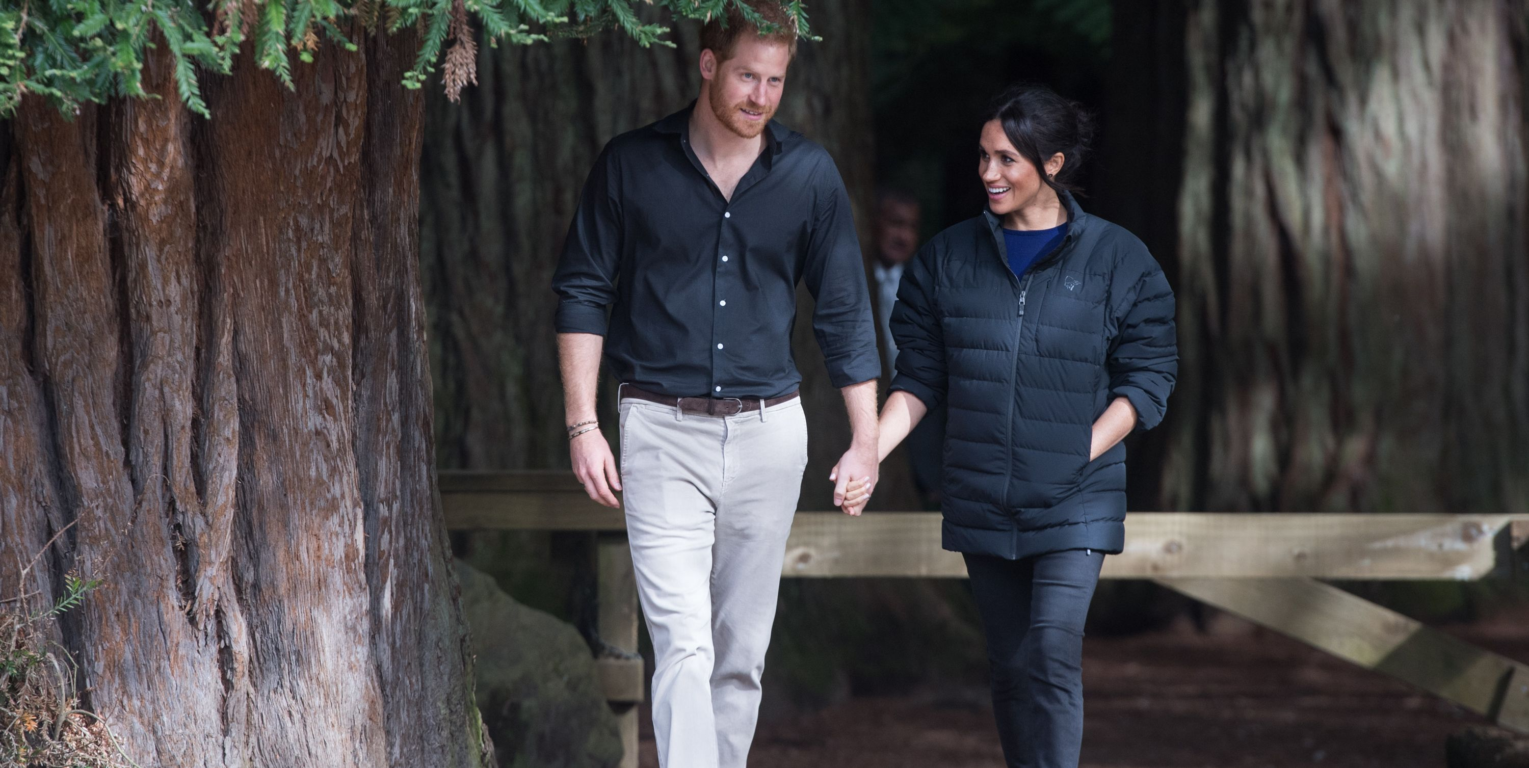 All of Meghan Markle's country looks from the royal tour