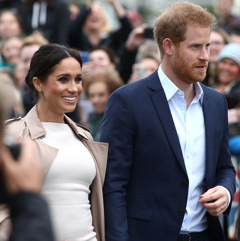 prince harry and meghan markle want to get out of prince william s