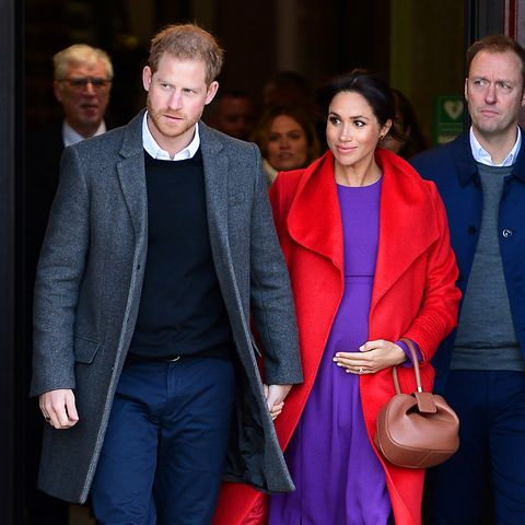 4ec1050ee234e Prince Harry and Meghan Markle Have Officially Split Their Royal Household