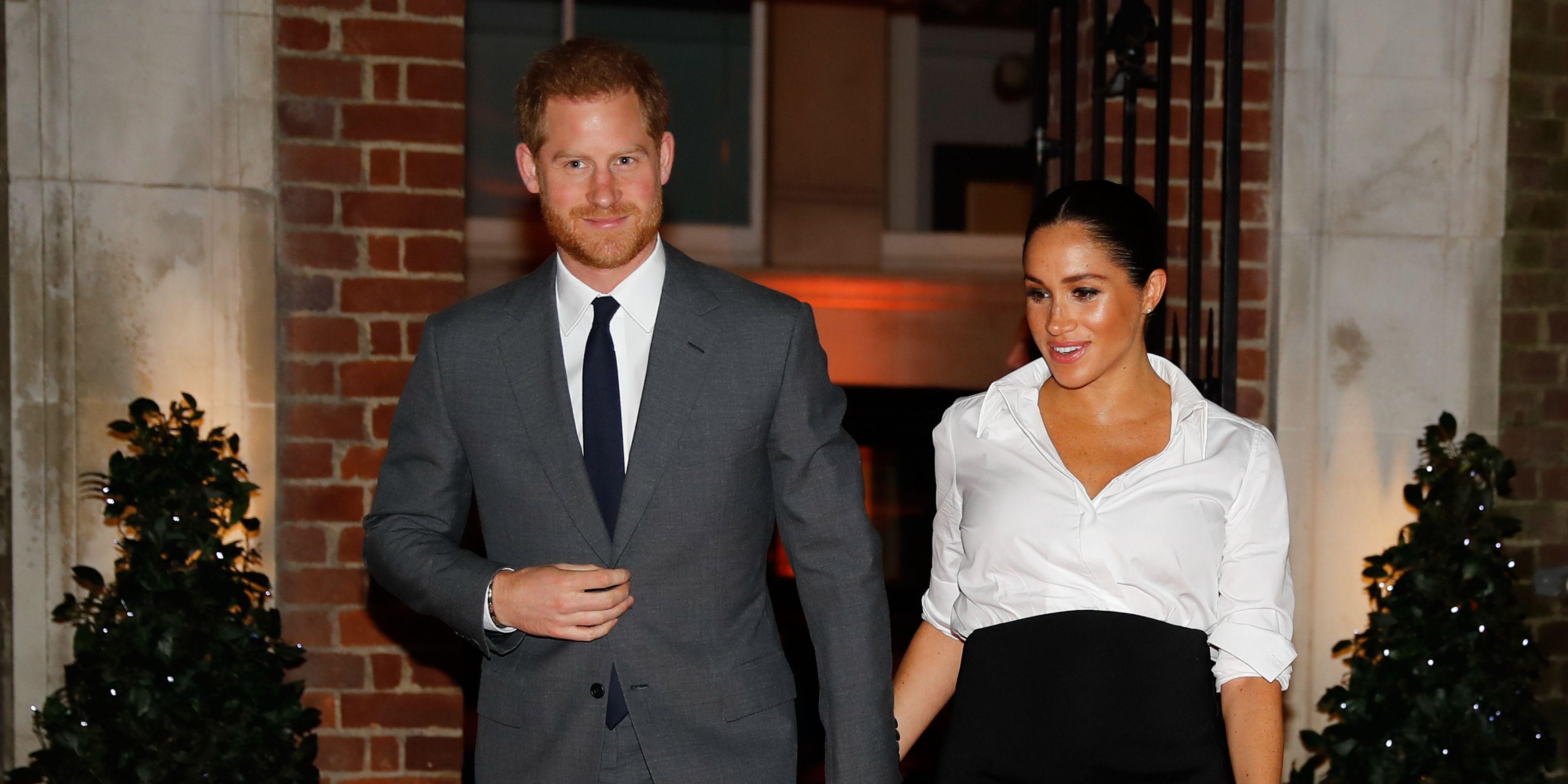 The Duke & Duchess Of Sussex