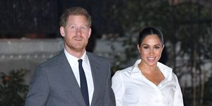 The Duke & Duchess Of Sussex Attend The Endeavour Fund Awards