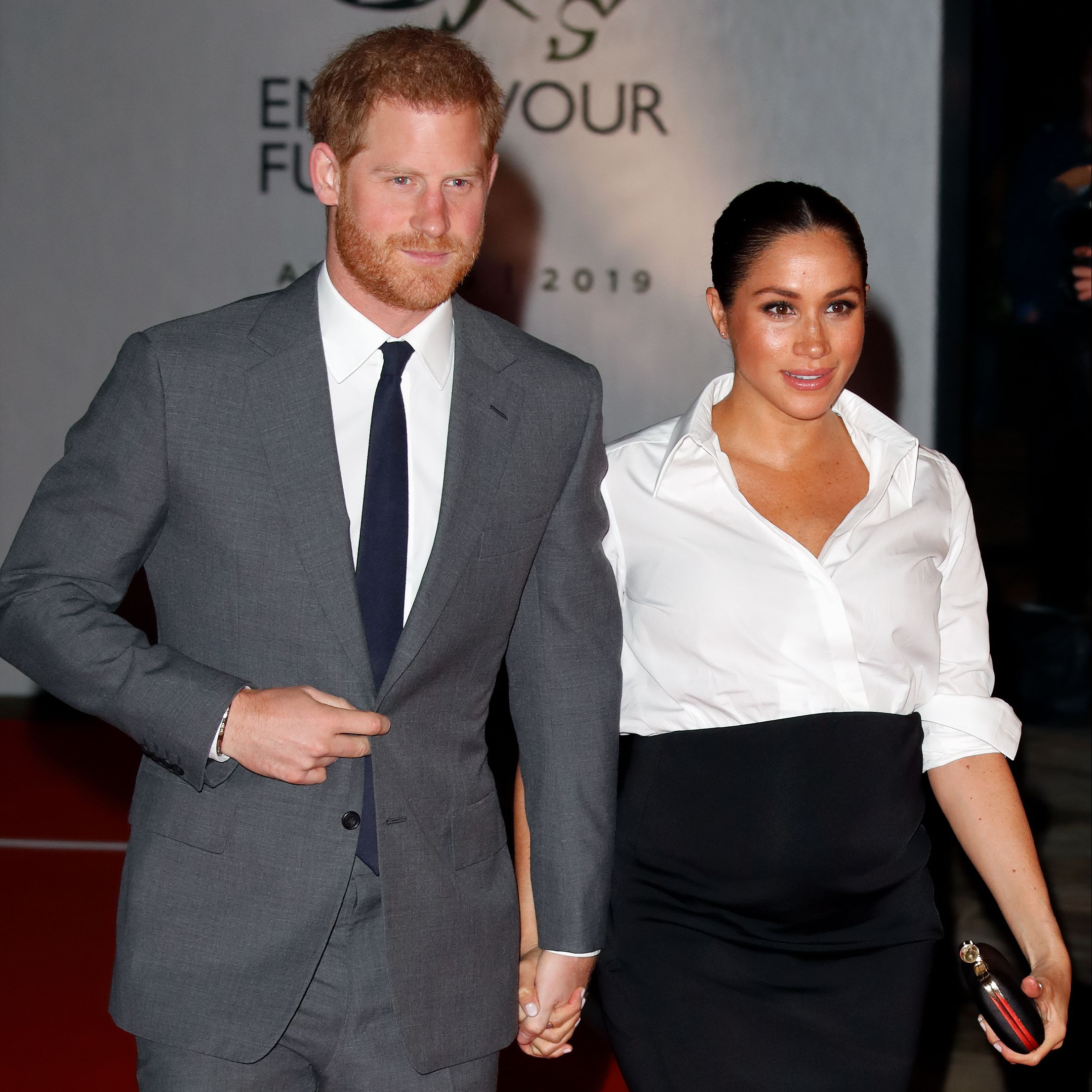 Important Question: Where Will Meghan Markle and Prince Harry's Baby Be in Line to the Throne?