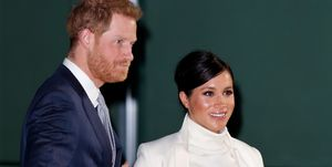 The Duke And Duchess Of Sussex Attend A Gala Performance Of 'The Wider Earth'