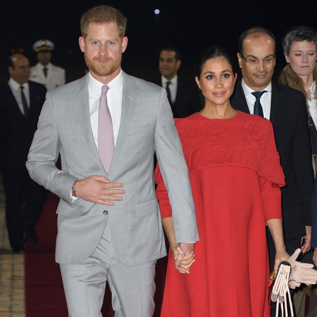 Best Photos Of Prince Harry & Meghan Markle's Trip To