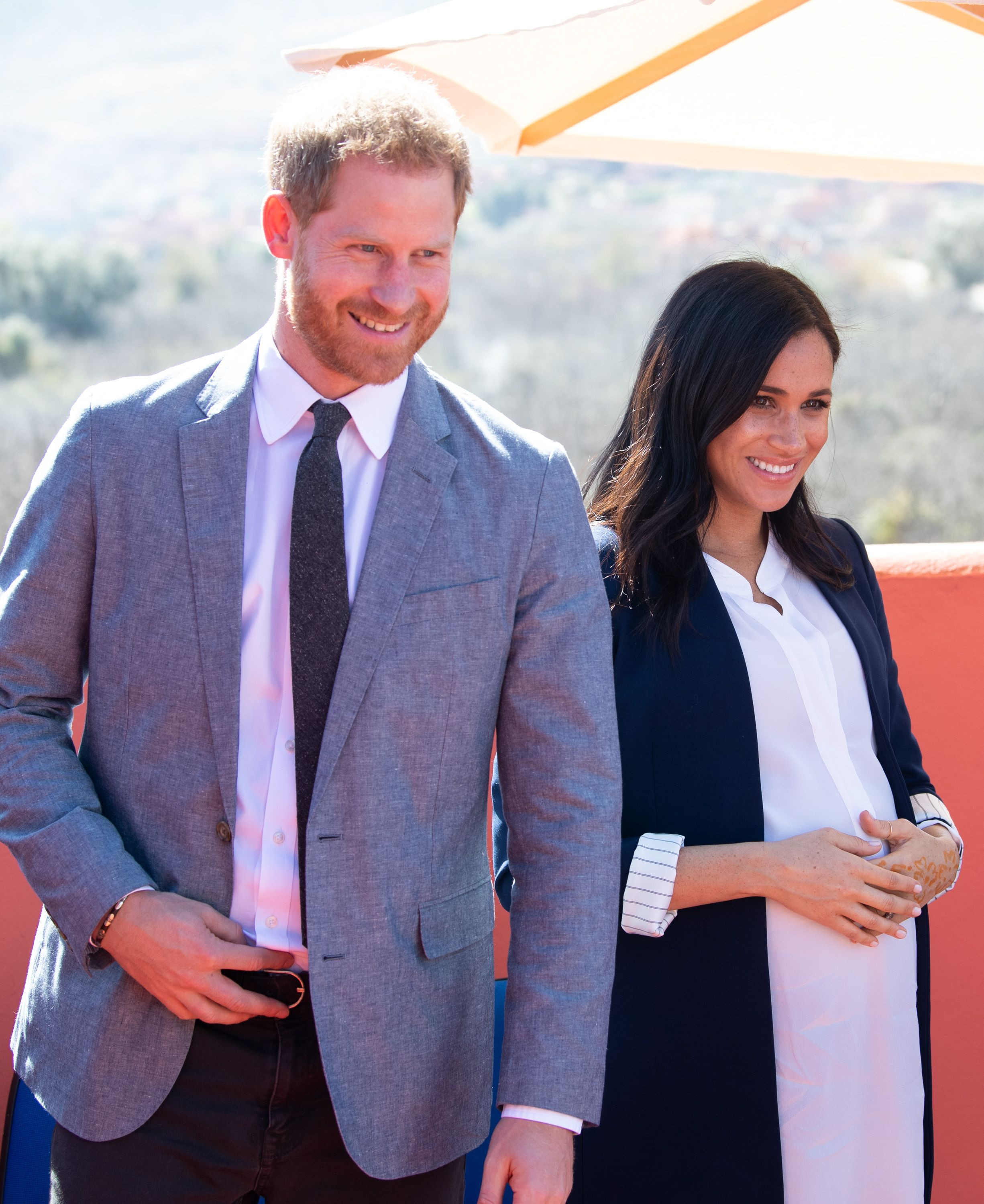 Prince Harry and Meghan Markle Are Reportedly Planning a 6-Month Visit to Africa 'in the Next Few Years'
