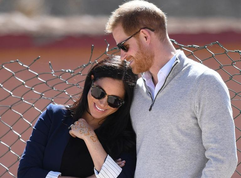 Meghan Markle and Prince Harry Have Reportedly Confirmed the Sex of Their Baby