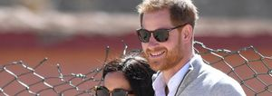 The Duke And Duchess Of Sussex meghan harry