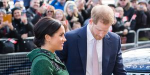 The Duke And Duchess Of Sussex Attend A Commonwealth Day Youth Event At Canada House