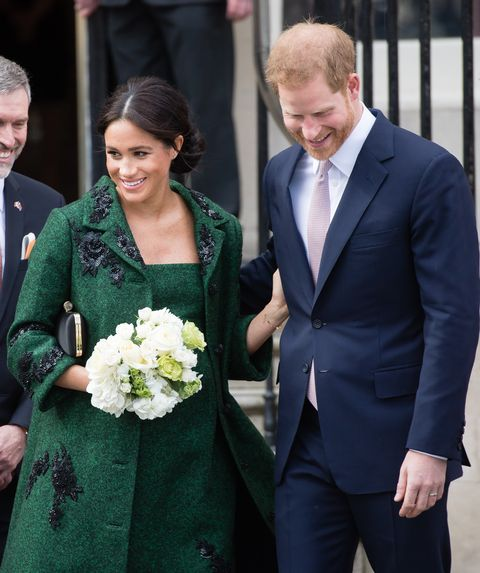 Prince Harry & Meghan Markle Will Announce When Meghan Is