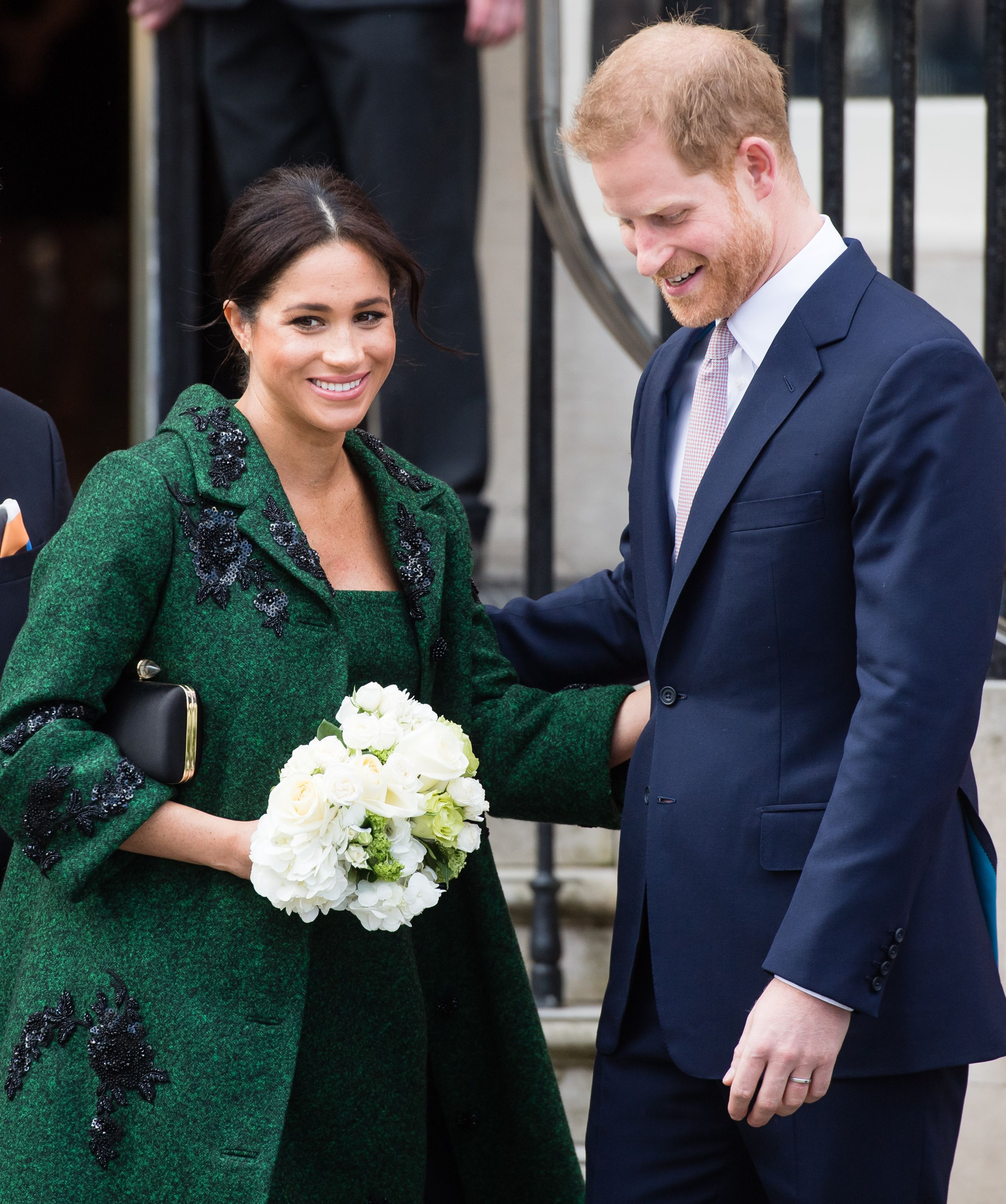 Flipboard: The Royal Family Welcomes Prince Harry And