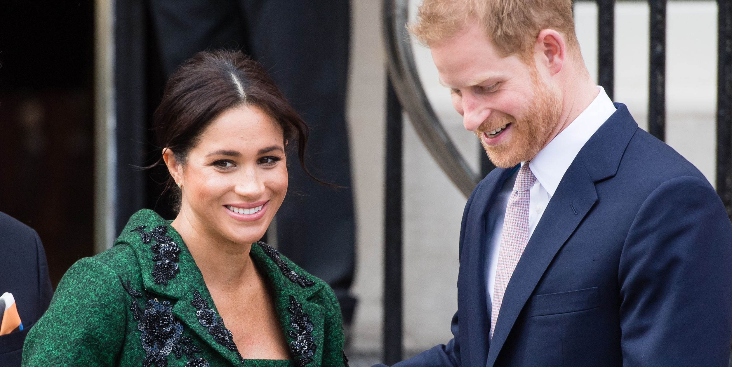 The Duke And Duchess Of Sussex