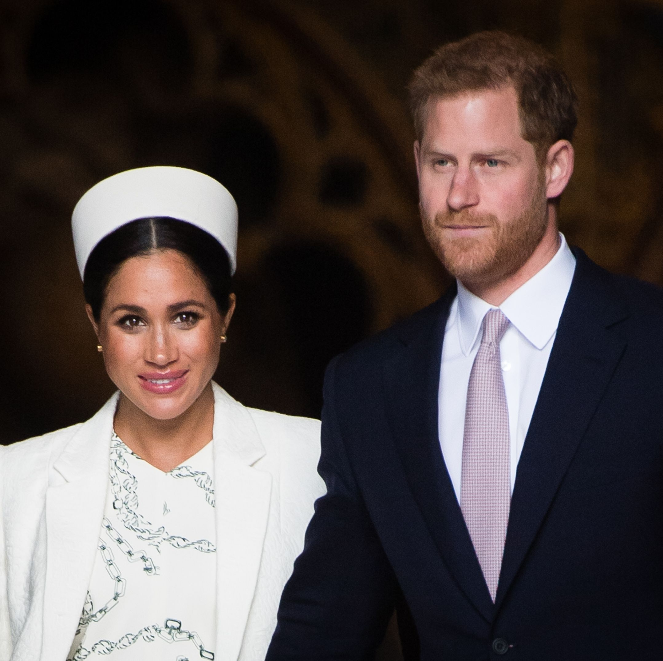 Meghan Markle and Prince Harry May Only Be Able to Move into Frogmore Cottage DAYS Before Meg's Due Date