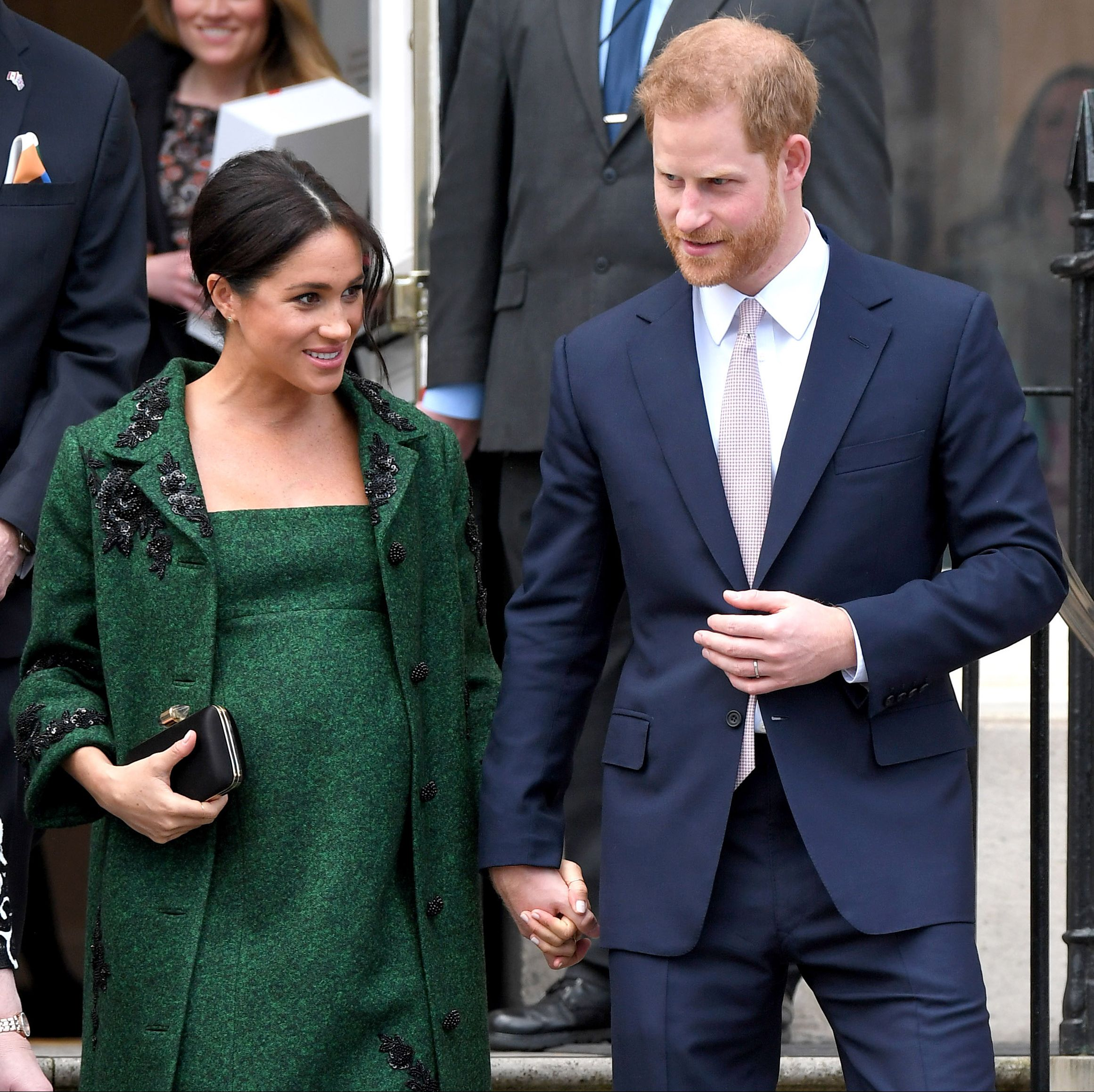 Meghan Markle and Prince Harry Have Given Up Their Cotswolds Country Home Ahead of Their Baby's Birth