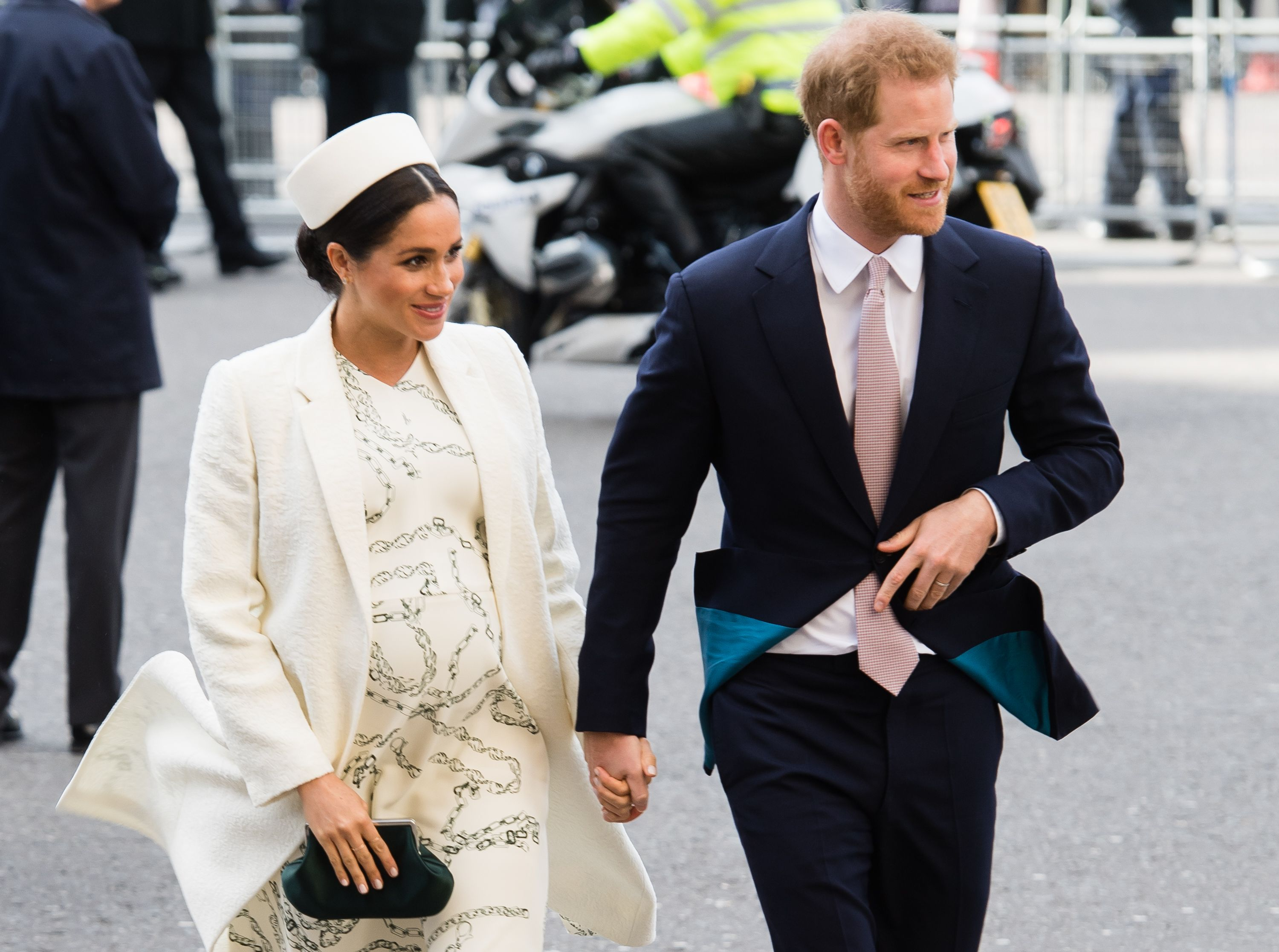 The Duchess of Sussex is reportedly already hiring a nanny