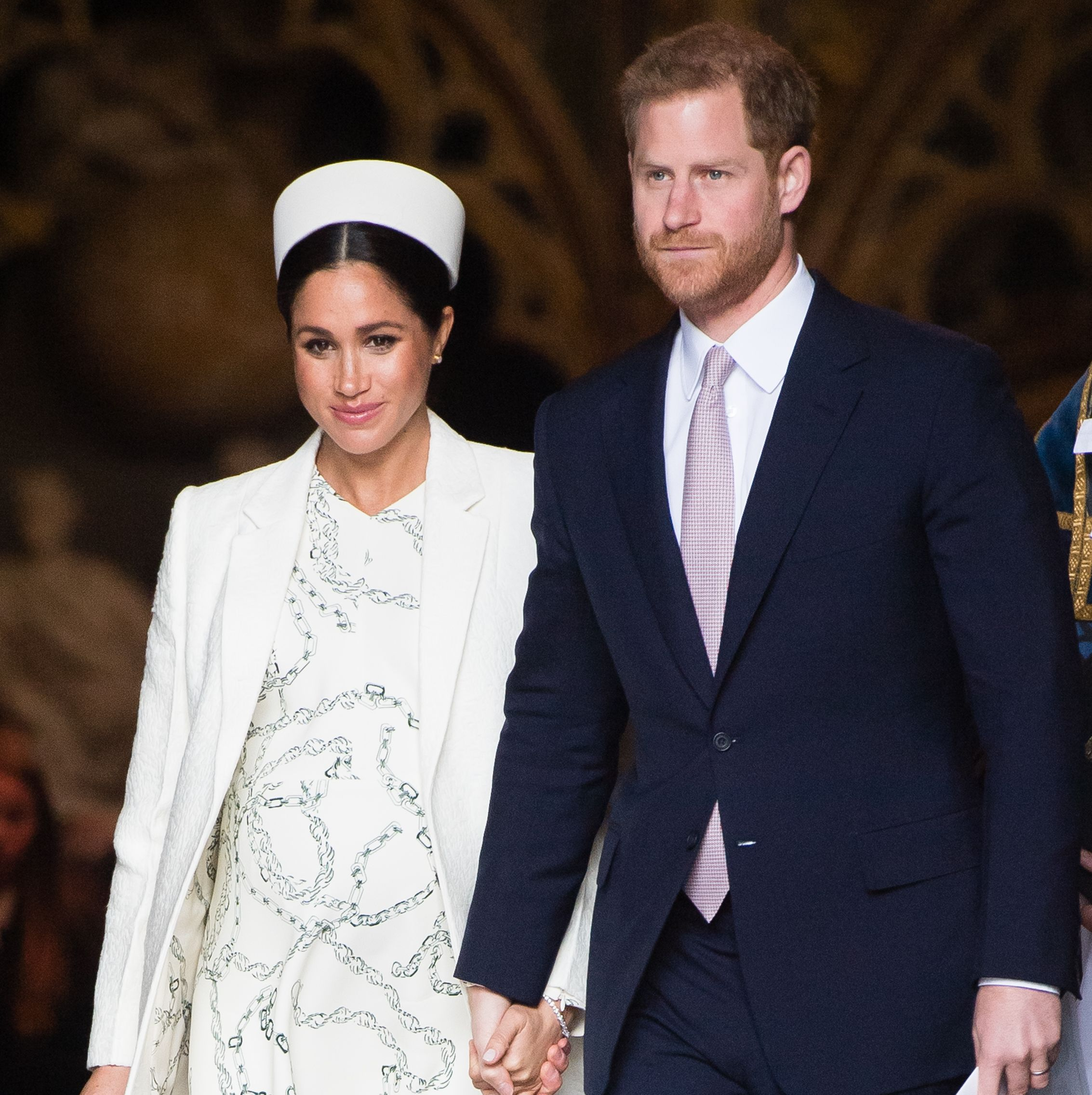 Meghan Markle Has Attended Her Last Public Engagements Before Giving Birth