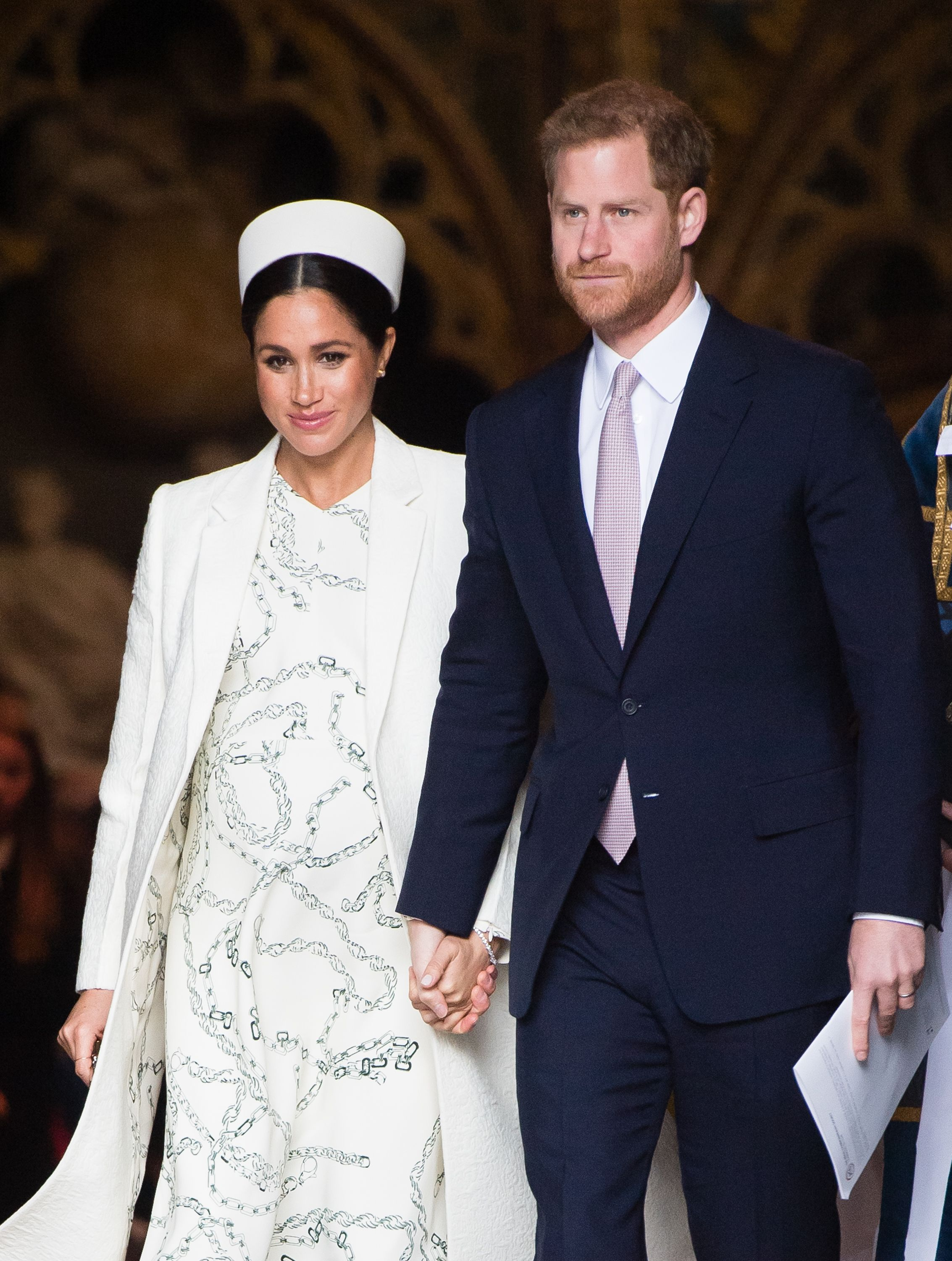 The Queen Stopped Meghan Markle & Prince Harry Being