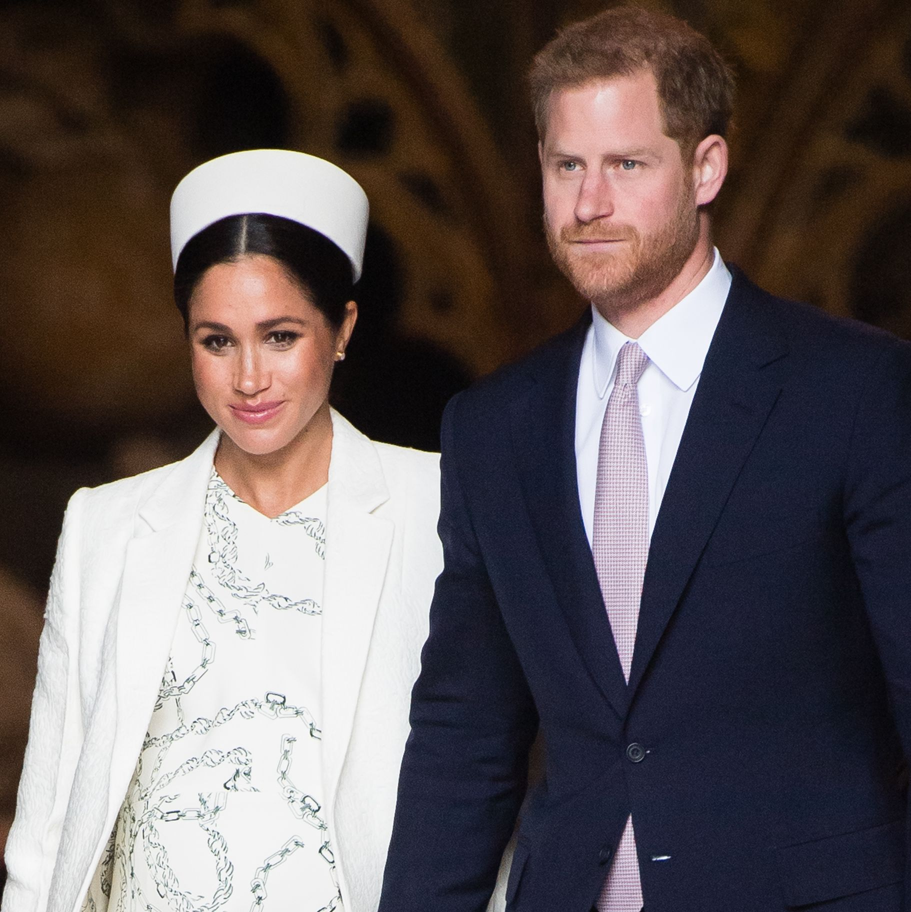 Buckingham Palace Breaks Silence on Meghan Markle and Prince Harry's Reported Move to Africa