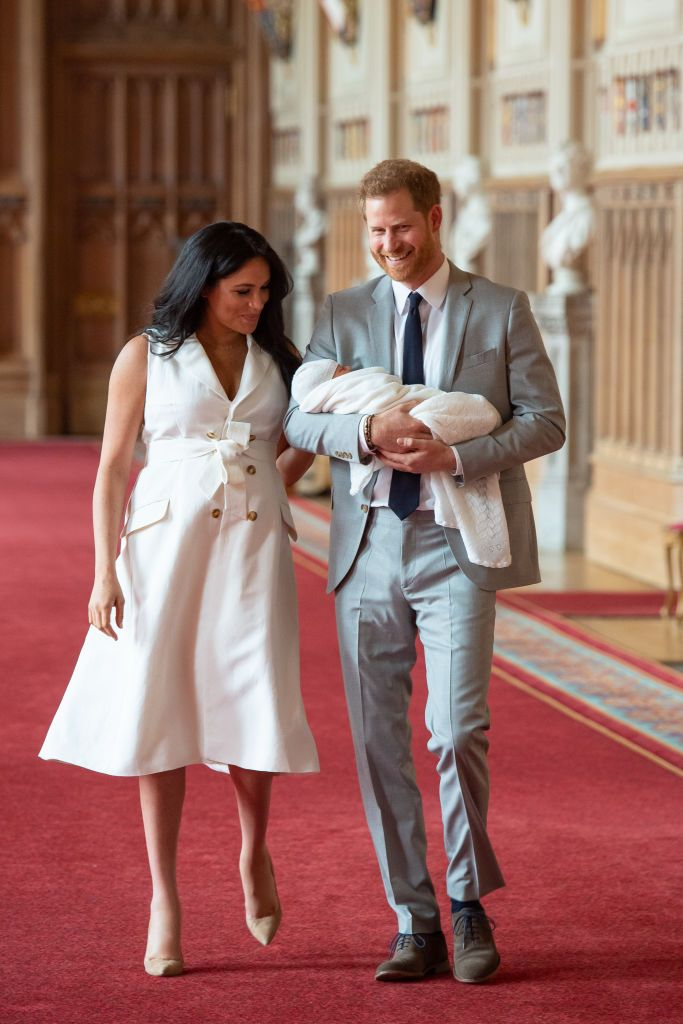Royal baby name announcement 2019