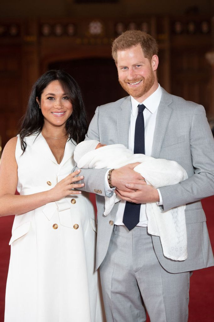 Meghan Markle and Prince Harry Are Bringing Archie to America for Thanksgiving This Year