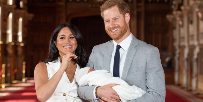Prince Harry and Duchess Meghan Officially Choose a Nanny for Baby Archie