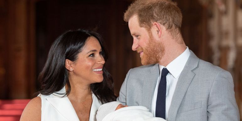 Okay, Now There's a Report Saying Meghan Markle Will Bring Archie to New York City This Summer