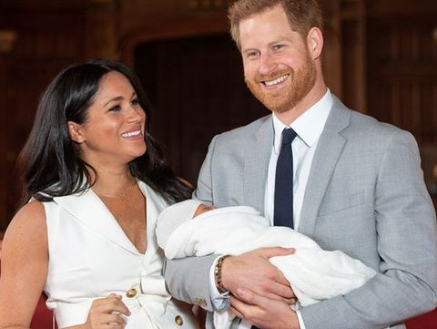 why harry and meghan s son has a different last name than prince george and princess charlotte prince george and princess charlotte