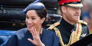 meghan markle new ring Trooping The Colour 2019
