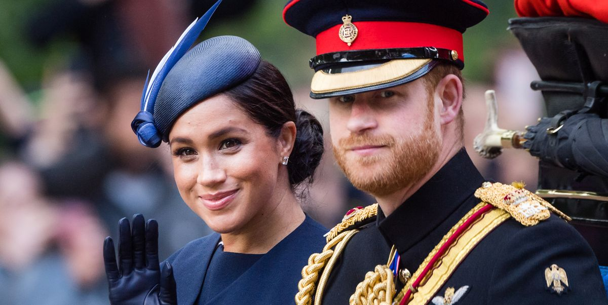 "Prince Harry and Duchess Meghan ""Very Excited"" to Start Their Own Charitable Foundation"