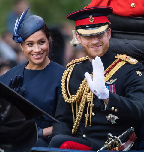Prince Harry And Duchess Meghan Officially Choose A Nanny