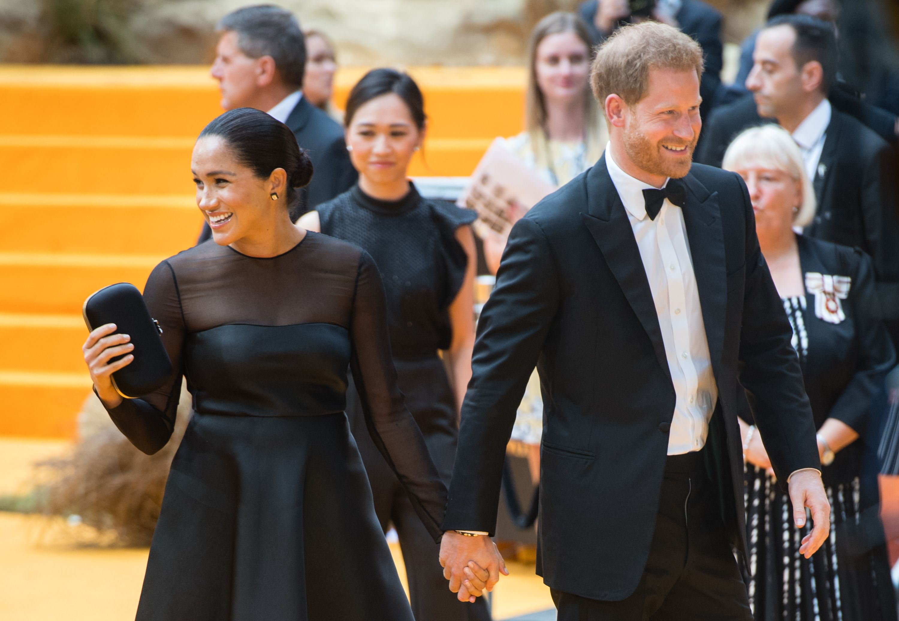 Meghan Markle and Prince Harry Quietly Donate to Mozambique Swimming Pool in Archie's Name