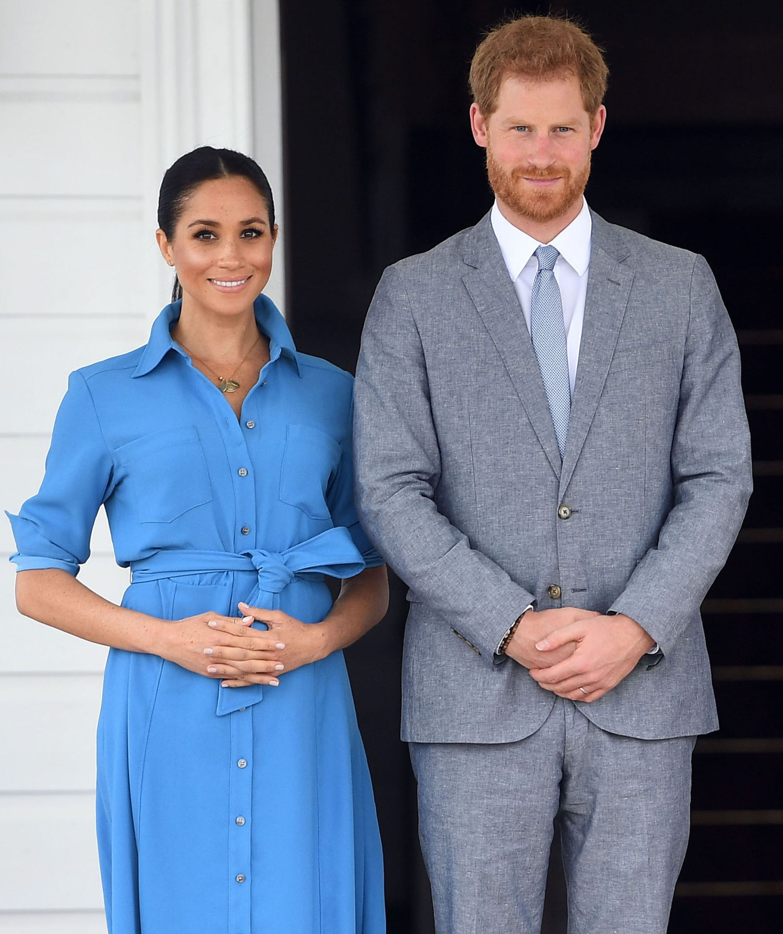 Here's What to Expect from Meghan Markle and Prince Harry's First Few Days in South Africa