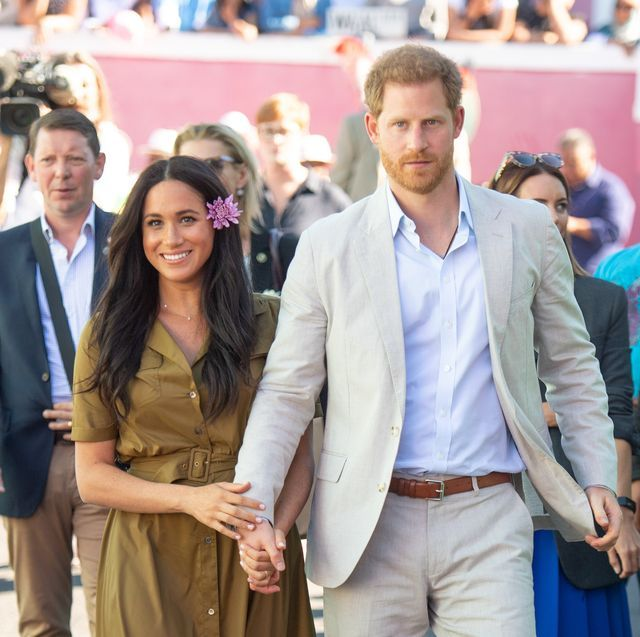 Prince Harry and Duchess Meghan Are Suing the Daily Mail