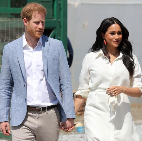 Meghan Markle, missed, Prince Harry, royal tour,Africa, split