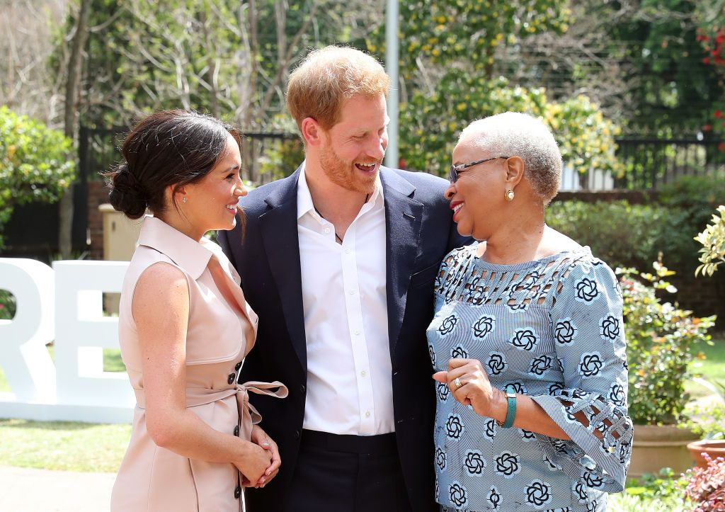 See All the Best Photos of Prince Harry and Meghan Markle's Royal Tour of Africa