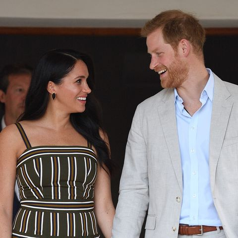 The Duke & Duchess Of Sussex Visit South Africa