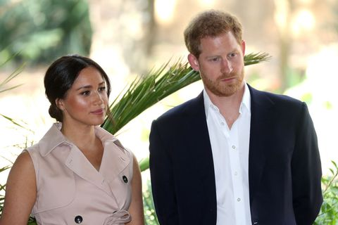 the duke and duchess of sussex visit johannesburg   day two