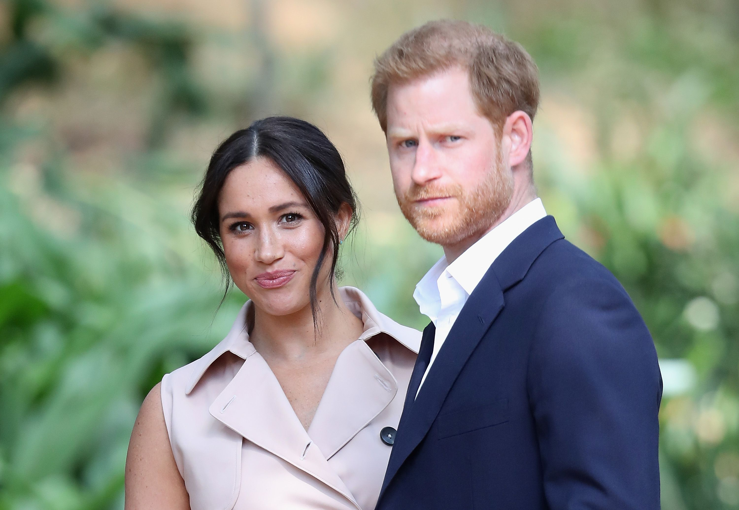 Prince Harry and Meghan Markle Are Allegedly Considering Moving to Canada With Baby Archie
