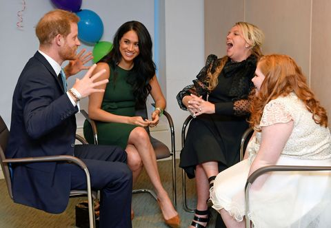 Meghan Markle Confirms That Baby Archie Has Red Hair Like His Father, Prince Harry