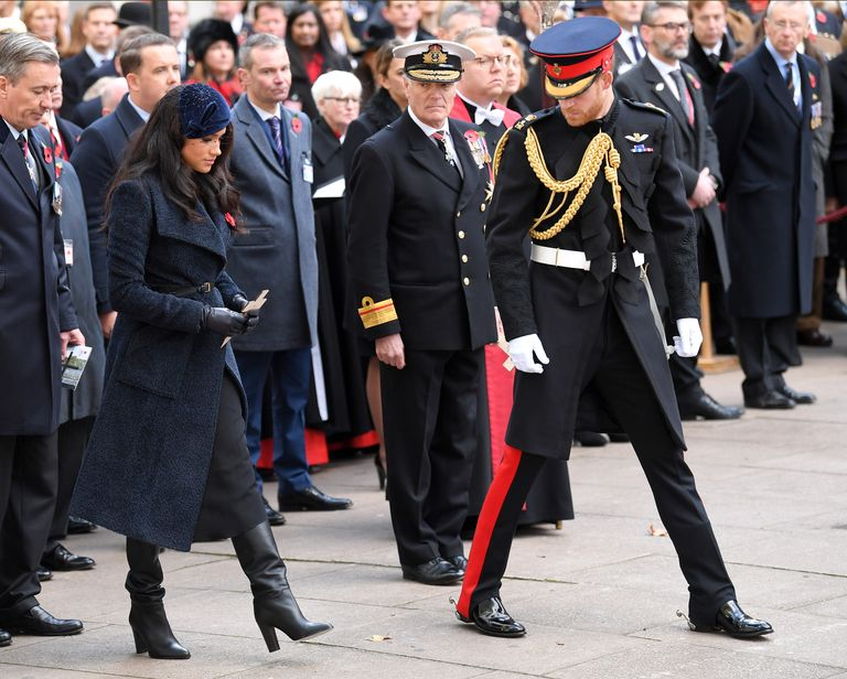 harry-meghan-Remembrance-Day